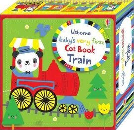 Baby's Very First. Cot Book. Train - фото книги