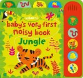 Baby's Very First. Noisy Book. Jungle - фото обкладинки книги