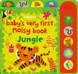 Baby's Very First. Noisy Book. Jungle - фото книги