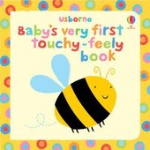 Baby's Very First. Touchy-Feely Book - фото обкладинки книги