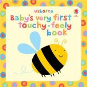 Baby's Very First. Touchy-Feely Book - фото обкладинки книги