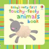 Baby's Very First. Touchy-Feely Book. Animals - фото обкладинки книги