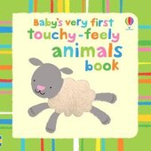 Baby's Very First. Touchy-Feely Book. Animals - фото обкладинки книги