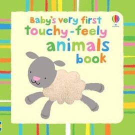 Baby's Very First. Touchy-Feely Book. Animals - фото книги