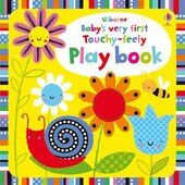 Baby's Very First. Touchy-Feely Playbook - фото обкладинки книги