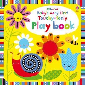 Baby's Very First. Touchy-Feely Playbook - фото книги