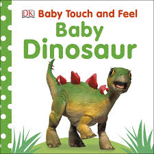 Baby Touch and Feel. Baby Dinosaur - фото книги