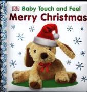 Baby Touch And Feel. Merry Christmas - фото обкладинки книги