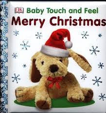 Baby Touch And Feel. Merry Christmas - фото книги