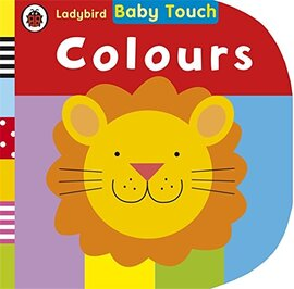 Baby Touch: Colours. Novelty Book. 0-2 years - фото книги