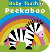 Baby Touch: Peekaboo. 0-2 years - фото обкладинки книги