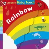 Baby Touch: Rainbow. 0-2 years - фото обкладинки книги