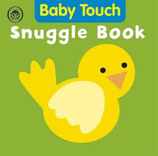 Baby Touch: Snuggle. Cloth Book - фото книги