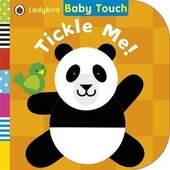 Baby Touch: Tickle Me! 0-2 years - фото обкладинки книги