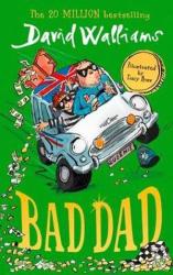 Bad Dad - фото обкладинки книги