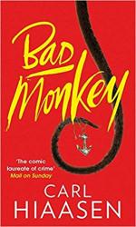 Bad Monkey - фото обкладинки книги