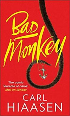Книга Bad Monkey