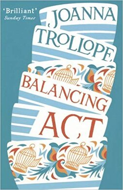 Balancing Act - фото книги