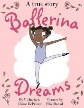 Ballerina Dreams - фото обкладинки книги