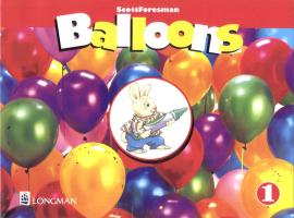Balloons: Kindergarten, Level 1 - фото книги