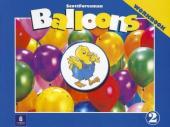 Balloons: Kindergarten, Level 2. Workbook - фото обкладинки книги