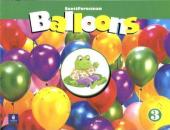 Balloons: Kindergarten, Level 3 - фото обкладинки книги