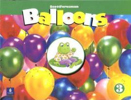 Balloons: Kindergarten, Level 3 - фото книги