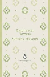 Barchester Towers (The Penguin English Library) - фото обкладинки книги