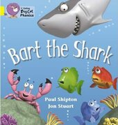 Bart the Shark - фото обкладинки книги