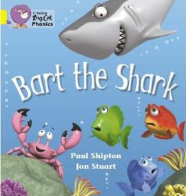 Bart the Shark - фото книги