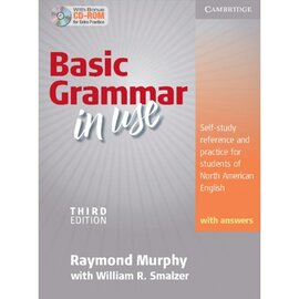 Підручник Basic Grammar in Use Student's Book with Answers and CD-ROM