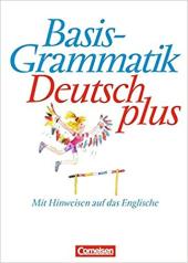 Basisgrammatik Deutsch plus - фото обкладинки книги