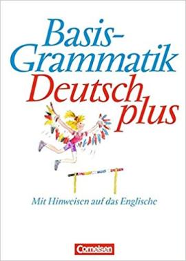 Basisgrammatik Deutsch plus - фото книги