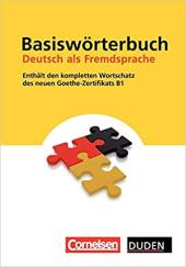 Basiswrterbuch Deutsch als Fremdsprache (словник) - фото обкладинки книги