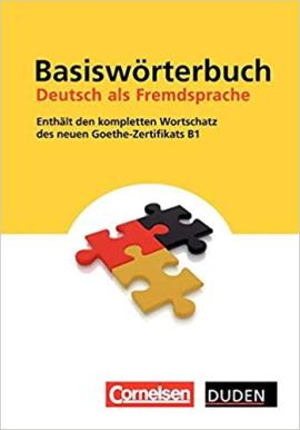 Basiswrterbuch Deutsch als Fremdsprache (словник) - фото книги