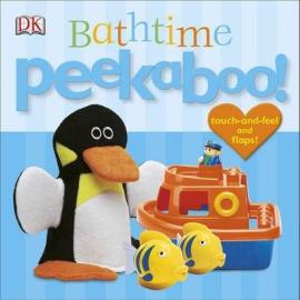 Bathtime Peekaboo! - фото книги