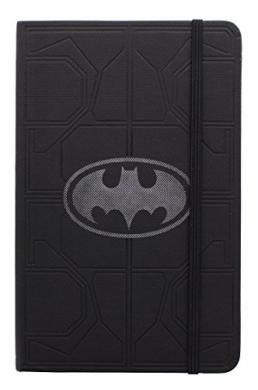 Batman Hardcover Ruled Journal - фото книги