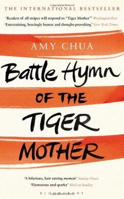 Battle Hymn of the Tiger Mother - фото книги