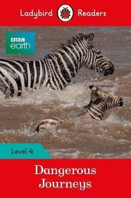 BBC Earth: Dangerous Journeys - Ladybird Readers Level 4 - фото книги