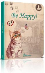 Be happy! - фото обкладинки книги