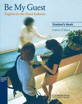 Be My Guest Student's Book (підручник) - фото книги