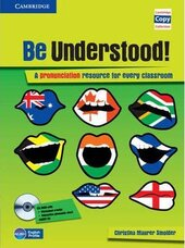Be Understood! Book with CD-ROM and Audio CD Pack: A Pronunciation Resource for Every Classroom - фото обкладинки книги