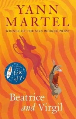 Beatrice and Virgil - фото книги