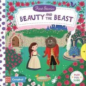 Beauty and the Beast - фото обкладинки книги