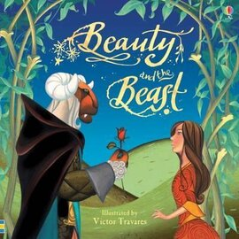 Beauty and the Beast - фото книги