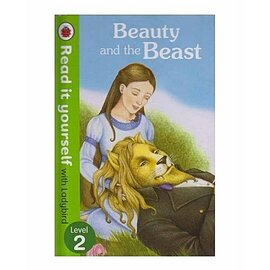 Beauty and the Beast - Read it yourself with Ladybird : Level 2 - фото книги