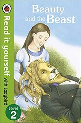 Beauty and the Beast - Read it yourself with Ladybird : Level 3 - фото обкладинки книги