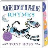Bedtime Rhymes (My Favourite Nursery Rhymes Board Book) - фото обкладинки книги