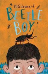 Beetle Boy - фото обкладинки книги
