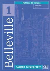 Belleville 1 Cahier dexercices+audio CD (підручник+аудіодиск) - фото обкладинки книги